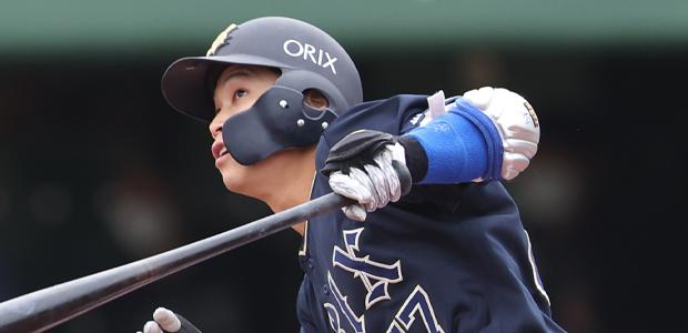 中川圭太 東洋大 内野手