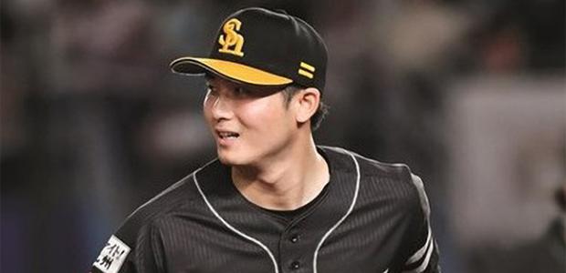 高橋純平 福岡ソフトバンクホークス 投手