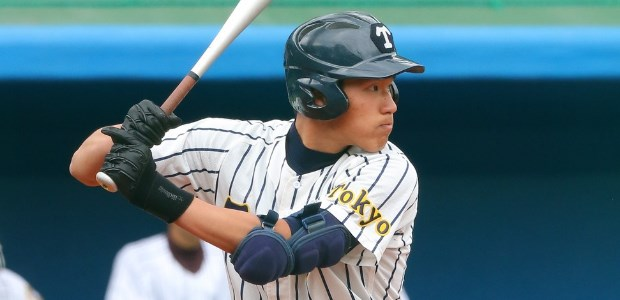 中道大波  内野手