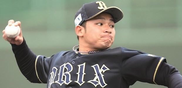 榊原翼 オリックス・バファローズ 投手
