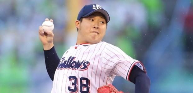 梅野雄吾 東京ヤクルトスワローズ 投手