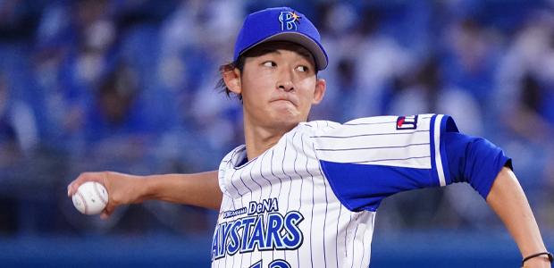 阪口皓亮 横浜DeNAベイスターズ 投手