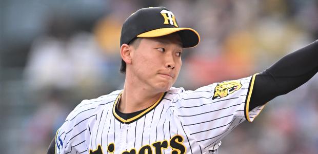 湯浅京己 阪神タイガース 投手