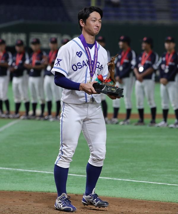 選手紹介 外野手 - 硬式野球部/大阪ガス