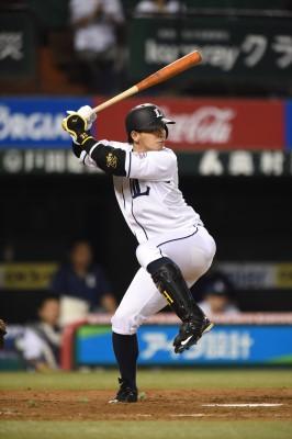 浅村栄斗内野手・ケガで苦しいシーズンも最後の意地を見せる